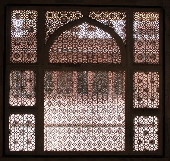Transom Windows A Useful Design Element: Inviting Mughal Motifs Into Your Home
